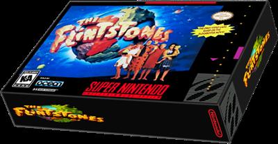 The Flintstones - Box - 3D