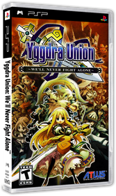 Yggdra Union: We'll Never Fight Alone - Box - 3D