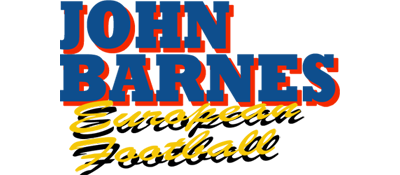 John Barnes European Football - Clear Logo