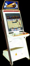 Beach Spikers - Arcade - Cabinet
