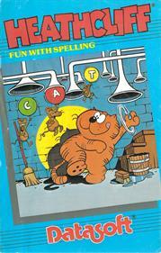 Heathcliff: Fun with Spelling