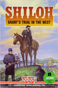 Shiloh Grant's Trial In The West