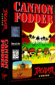 Cannon Fodder - Box - 3D
