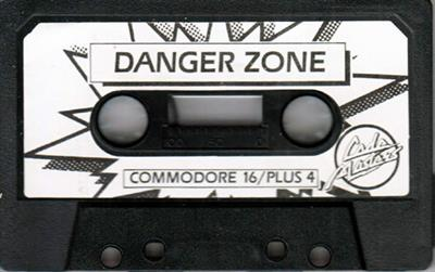 Danger Zone - Cart - Front
