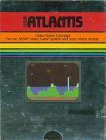 Atlantis II (DUPLICATE of New Atlantis, please mark for deletion)