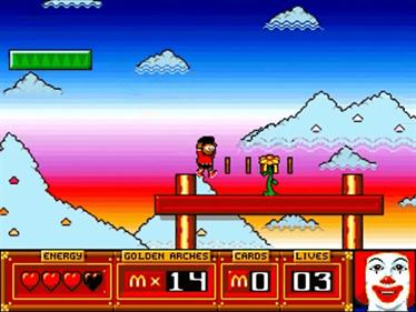 McDonaldland - Screenshot - Gameplay