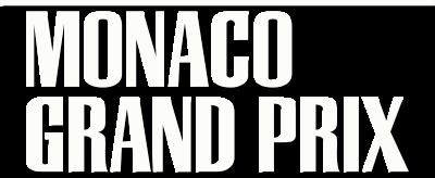 Monaco Grand Prix - Clear Logo
