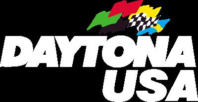Daytona USA - Clear Logo