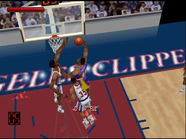 Kobe Bryant in NBA Courtside - Screenshot - Gameplay