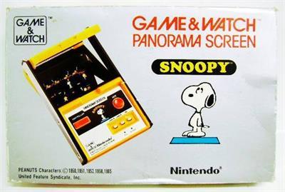 Snoopy (Panorama)