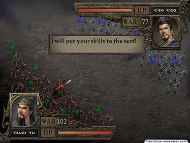 Romance of the Three Kingdoms IX - Screenshot - Gameplay