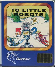 10 Little Robots