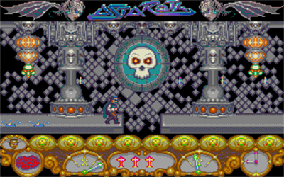 Astaroth: The Angel of Death - Screenshot - Gameplay