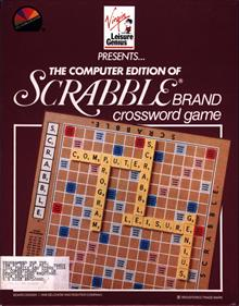 The Computer Edition of Scrabble Brand Crossword Game