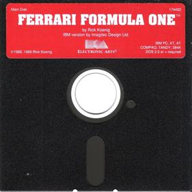 Ferrari Formula One - Disc