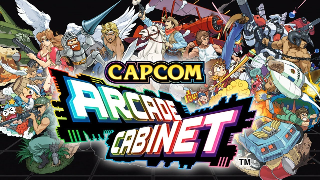 CAPCOM ARCADE CABINET Details - LaunchBox Games Database
