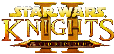 Star Wars: Knights of the Old Republic II: The Sith Lords - Clear Logo