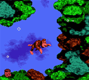 Donkey Kong Country - Screenshot - Gameplay