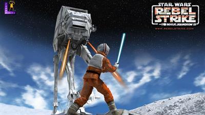 Star Wars Rogue Squadron III: Rebel Strike - Fanart - Background