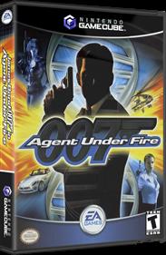 007: Agent Under Fire - Box - 3D