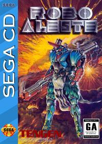 Robo Aleste - Fanart - Box - Front