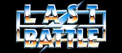 Last Battle - Clear Logo