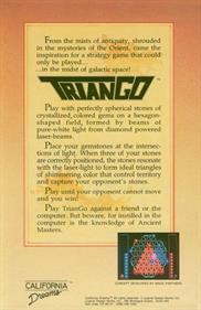TrianGO - Box - Back