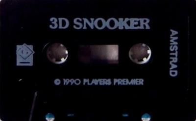 3D Snooker - Cart - Front