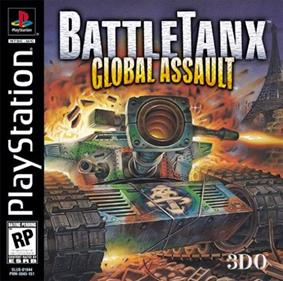 BattleTanx: Global Assault