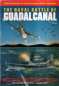 The Naval battle of Guadalcanal