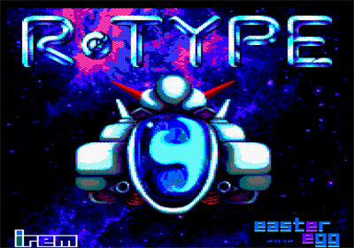 R-Type Reloaded - Screenshot - Game Title