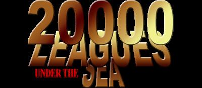 20,000 Leagues Under the Sea - Clear Logo