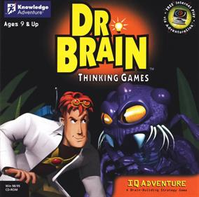 Dr. Brain Thinking Games: IQ Adventure