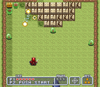Firestriker - Screenshot - Gameplay