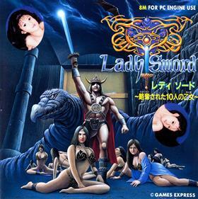 Lady Sword: Ryakudatsusareta 10-nin no Otome