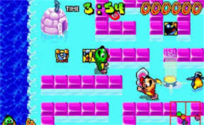 Planet Monsters - Screenshot - Gameplay