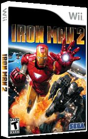 Iron Man 2 - Box - 3D