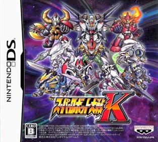 Super Robot Wars K