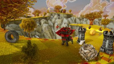 Rock of Ages III: Make and Break - Screenshot - Gameplay