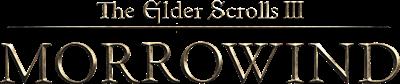 The Elder Scrolls III: Morrowind - Clear Logo