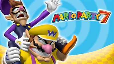 Mario Party 7 - Fanart - Background