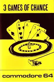 Mr. Chip Presents: Pontoon, Roulette & Aces High