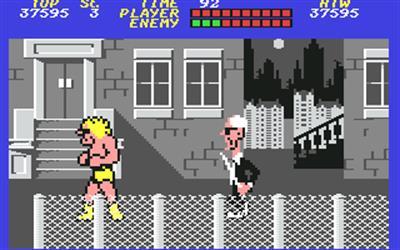 Bad Street Brawler - Screenshot - Gameplay