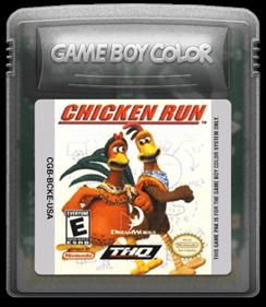 Chicken Run - Fanart - Cart - Front