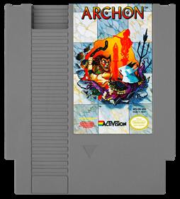 Archon - Fanart - Cart - Front
