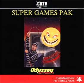 Super Games Pak