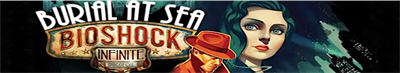 BioShock Infinite: Burial at Sea: Episode 1 - Banner