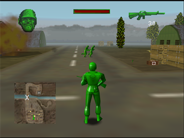 Army Men: Sarge's Heroes - Screenshot - Gameplay