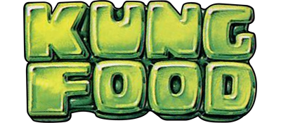 Kung Food - Clear Logo