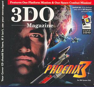 3DO Magazine: Interactive Sampler No 08